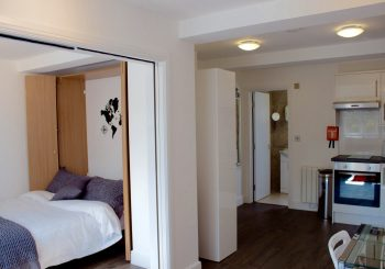 Serviced Apartments which are modern, clean, convenient and comfortable